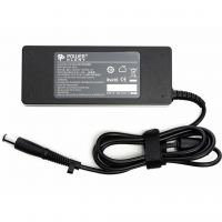 Блок питания к ноутбуку PowerPlant HP 220V, 18.5V 90W 4.9A (7.4*5.0) (HP90E7450)
