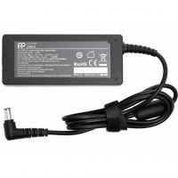 Блок питания к ноутбуку PowerPlant LG 220V, 19V 65W 3.42A (6.5*4.4) (LG65F6544)