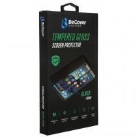 Стекло защитное BeCover Samsung Galaxy A22 SM-A225 Black (706609)
