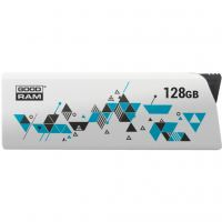 USB флеш накопитель Goodram 128GB UCL2 Click White USB 2.0 (UCL2-1280W0R11)