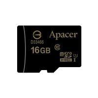 Карта памяти Apacer 16GB microSDHC UHS-I Class10 (AP16GMCSH10U1-RA)