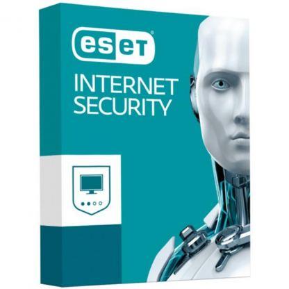 Антивирус ESET Internet Security для 7 ПК, лицензия на 2year (52_7_2)