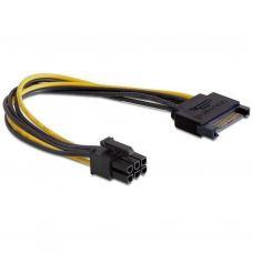 Кабель питания PCI express 6-pin power 0.2m Cablexpert (CC-PSU-SATA)