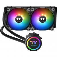 Кулер для процессора ThermalTake Water 3.0 240 ARGB Sync (CL-W233-PL12SW-A)