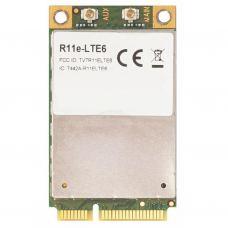 Плата расширения для АТС Mikrotik R11e-LTE6