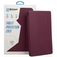 Чехол для планшета BeCover Smart Case Huawei MatePad T10s Red Wine (705405)
