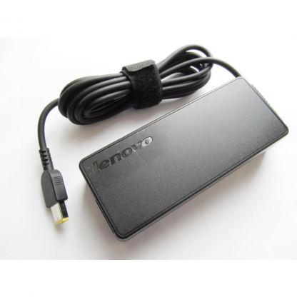 Блок питания к ноутбуку Lenovo 90W 20V 4.5А разъем прямоугольный (pin inside) (ADLX90NСT3A / ADLX90NLT3A)
