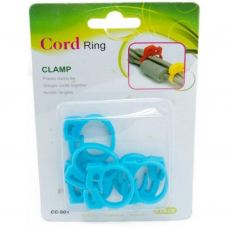 Тримач для кабелю EXTRADIGITAL Cable Clips CC-901 (Blue) * 6 (KBC1706)