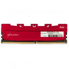Модуль памяти для компьютера DDR4 8GB 3600 MHz Red Kudos eXceleram (EKRED4083618A)