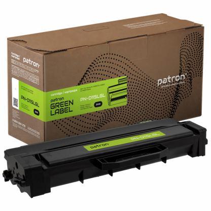 Картридж PATRON SAMSUNG MLT-D115L GREEN Label (PN-D115LGL)