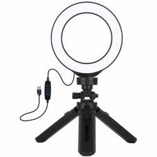 Набор блогера Puluz Ring USB LED lamp PKT3058B 4.7