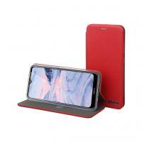 Чехол для моб. телефона BeCover Exclusive Nokia 2.4 Burgundy Red (705728)