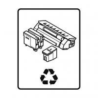 Корпус картриджа HP CF280X (C_VIRGIN_HP80X)