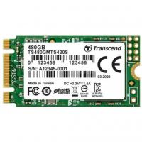 Накопитель SSD M.2 2242 480GB Transcend (TS480GMTS420S)