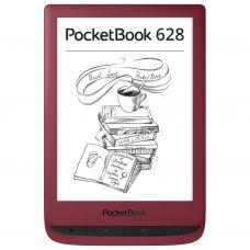 Электронная книга PocketBook 628 Touch Lux5 Ruby Red (PB628-R-CIS)