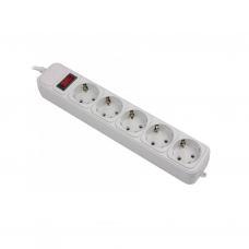 Сетевой фильтр питания GEMBIRD SPG5-G-10G