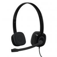 Навушники Logitech H151 Black (981-000589)