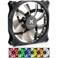 Кулер для корпуса Vinga RGB fan-01