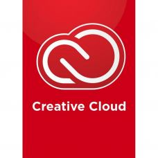 ПО для мультимедиа Adobe Creative Cloud teams Apps Multiple/Multi Lang Lic Subs New 1 (65297752BA01A12)