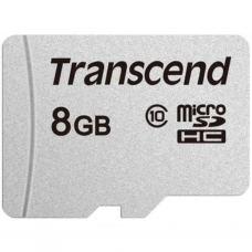 Карта памяти Transcend 8GB microSDHC class 10 UHS-I (TS8GUSD300S)