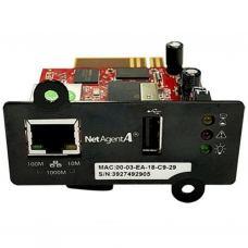 Сетевая карта Powercom SNMP-адаптер NetAgent (DY807) 1-port (DY807)