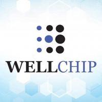 Чип для картриджа OKI C810/830, 44059107/44059135, Cyan, 8K WELLCHIP (COKIC810TC)