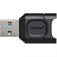 Считыватель флеш-карт Kingston USB 3.1 microSDHC/SDXC UHS-II MobileLite Plus (MLPM)