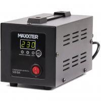 Стабилизатор Maxxter MX-AVR-E500-01