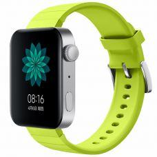 Ремешок для смарт-часов BeCover Silicone для Xiaomi Mi Watch Yellow (704522)